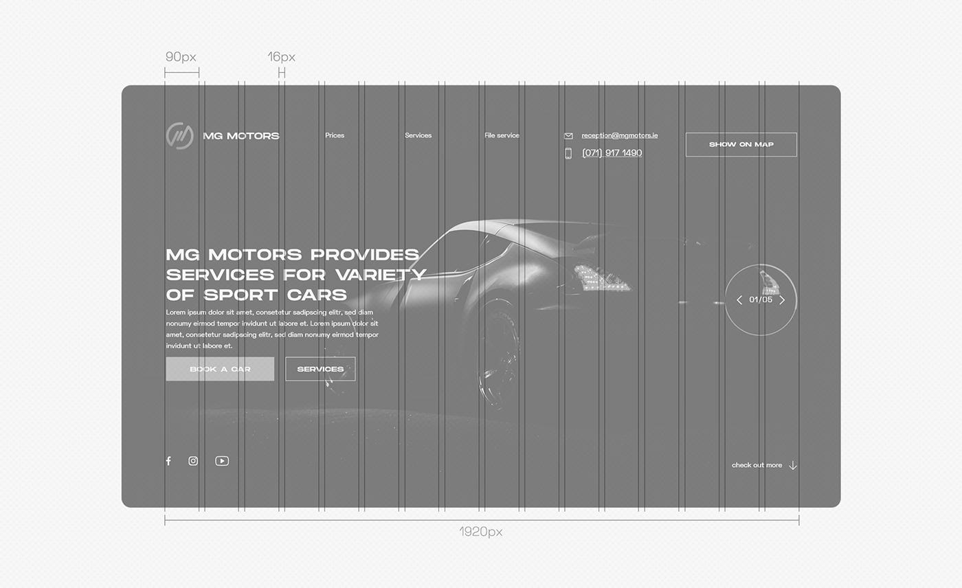 logo UI ux Webdesign UI/UX Website mobile Chip Tuning branding  desktop
