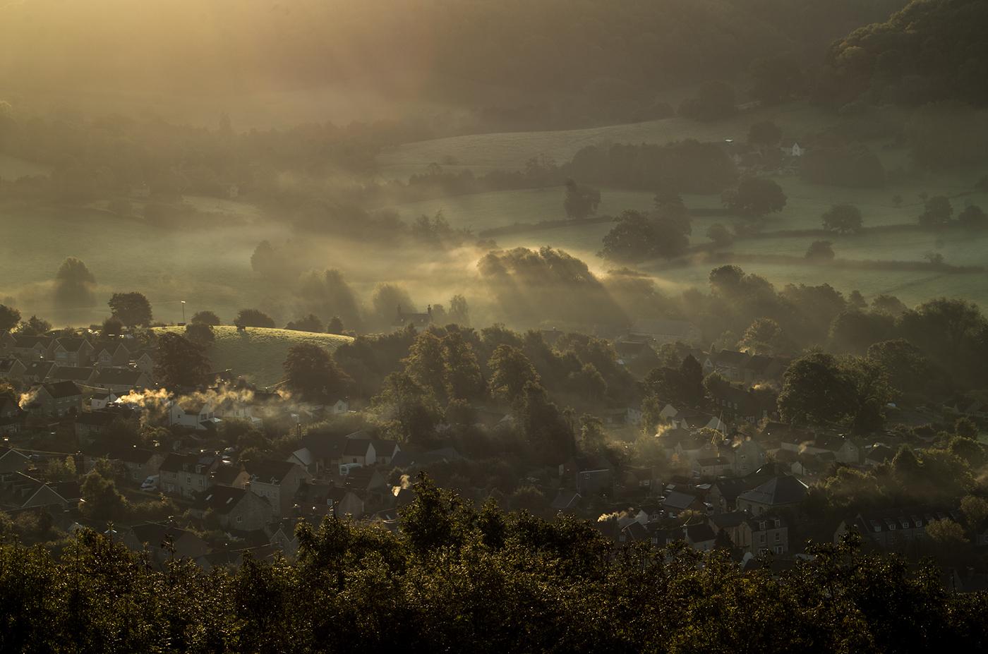 Mist Rising.