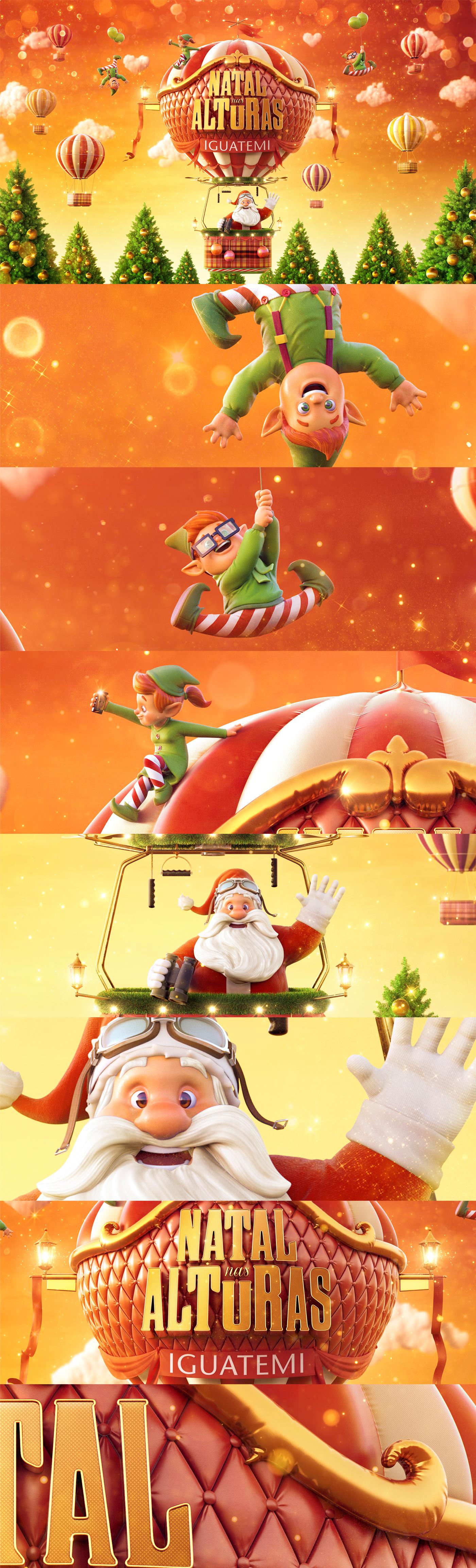 精緻的19套聖誕節插圖欣賞