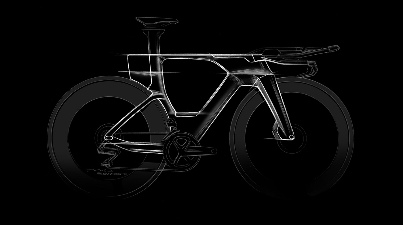 aero Bicycle Bike carbon lightweight plasma read scott speed Triathlon