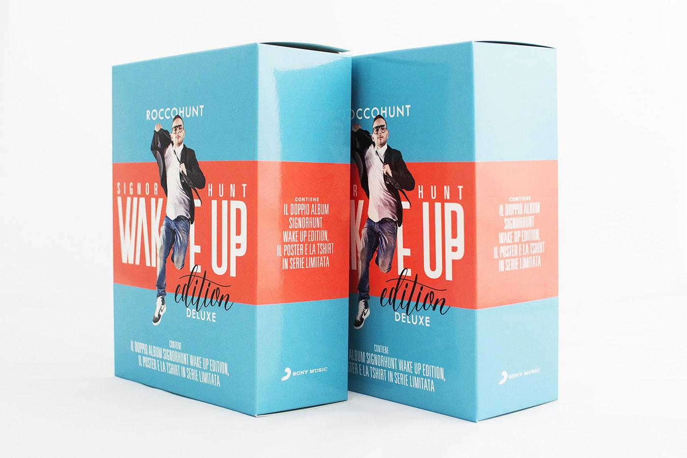 Rocco Hunt / Signor Hunt Wake Up Edition (Sony Music)