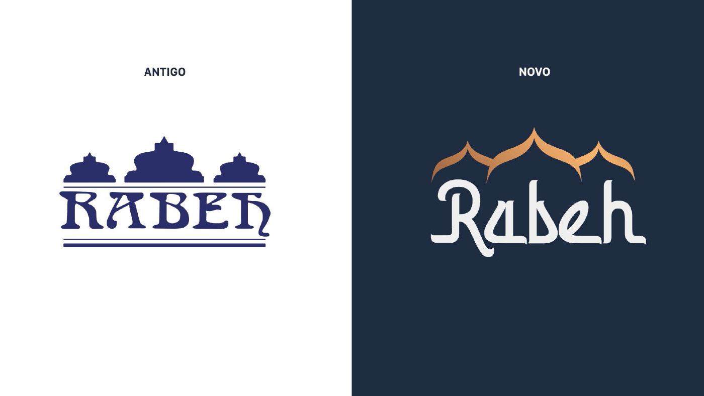 arabe identidade visual logo Logomarca Logotipo marca restaurante RESTAURANTE ARABE