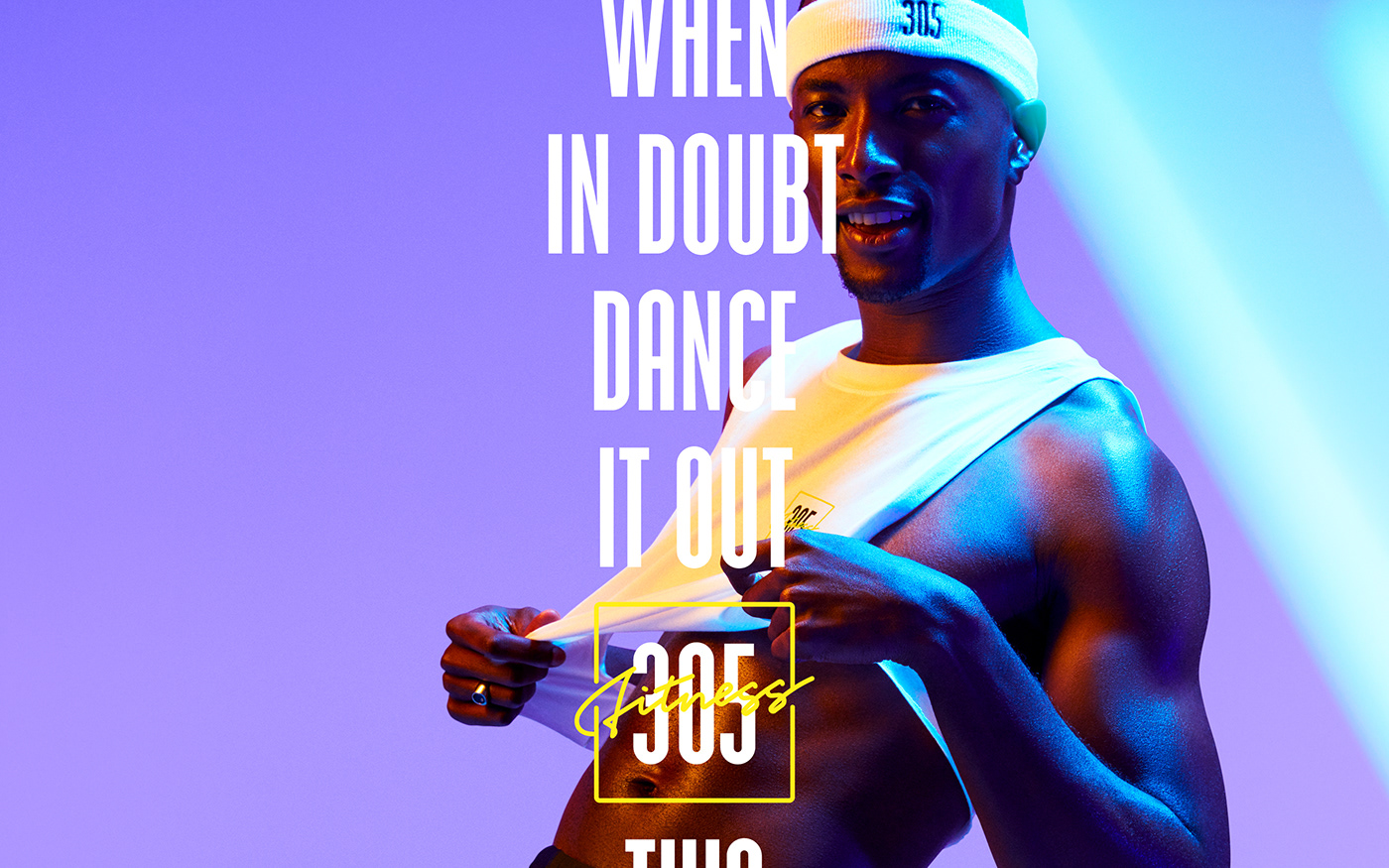 DANCE   workout nyc color Fun Nightlife fitness cardio sweat party