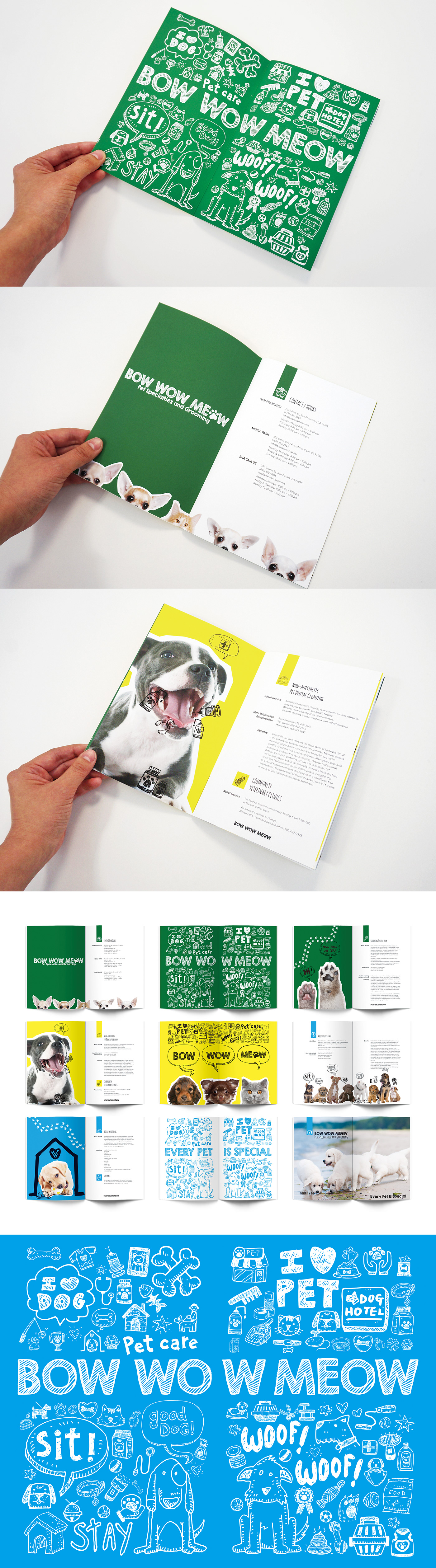 pet shop Poster Design booklet design Website Design landing page graphic design  branding  Logo Design re-branding visual design