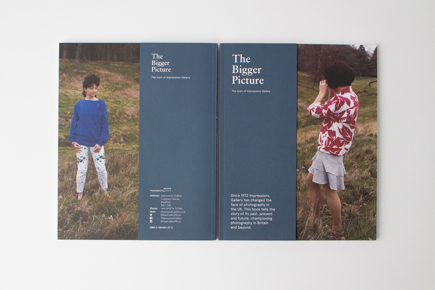 photo book cover editorial spread Layout type format fold-out infographic paper binding