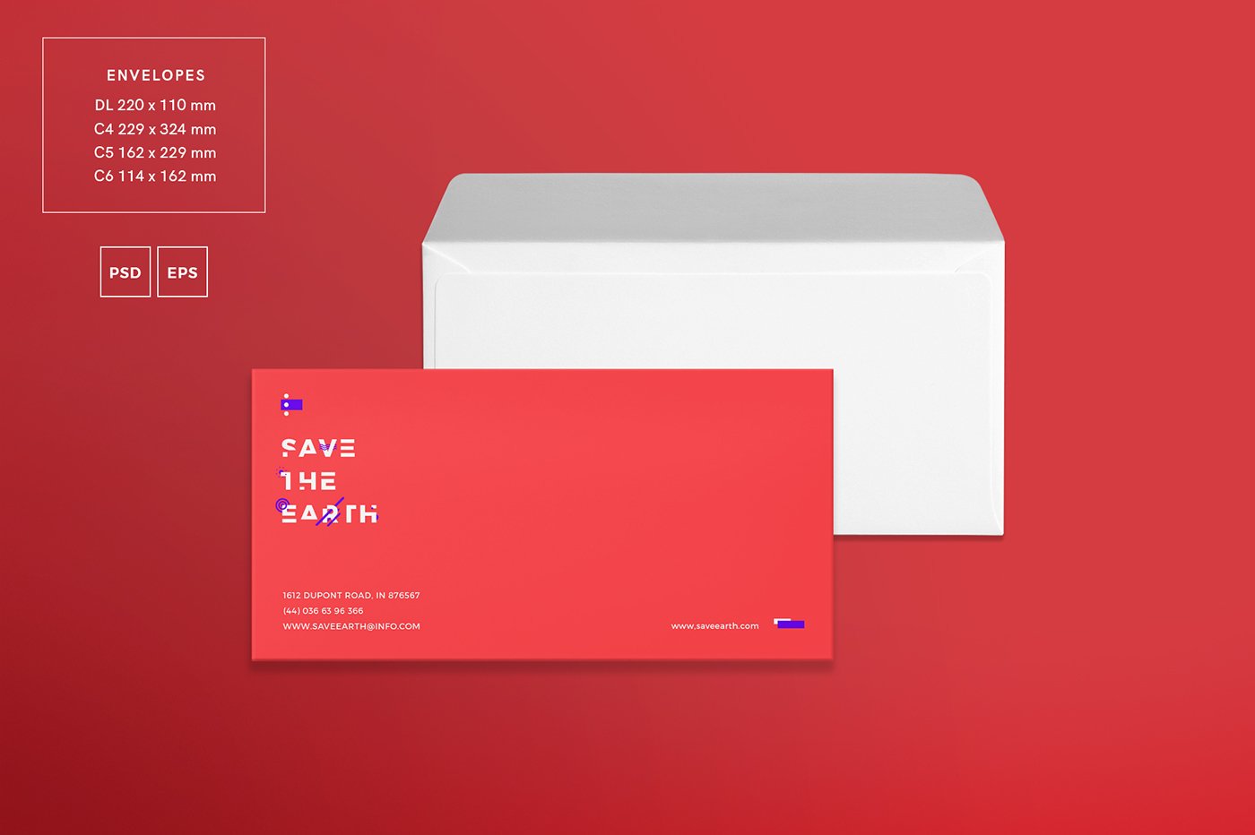 Save the Earth | Modern and Creative Templates Suite on Behance