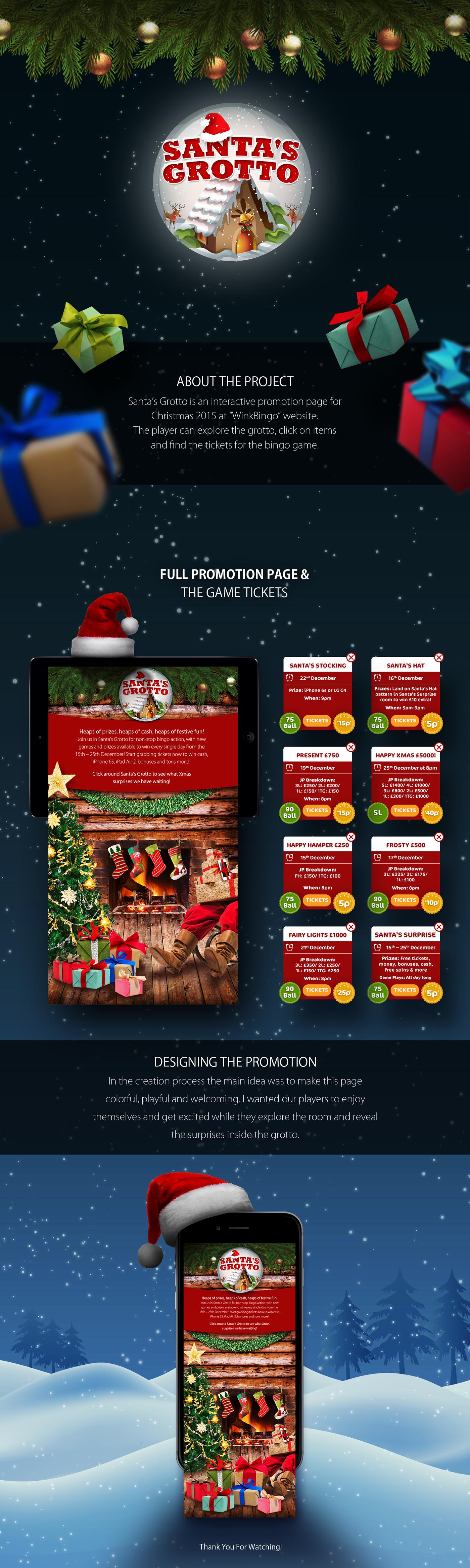 Web Design  interactive design Promotion graphic design  UI Gaming branding  xmas Christmas