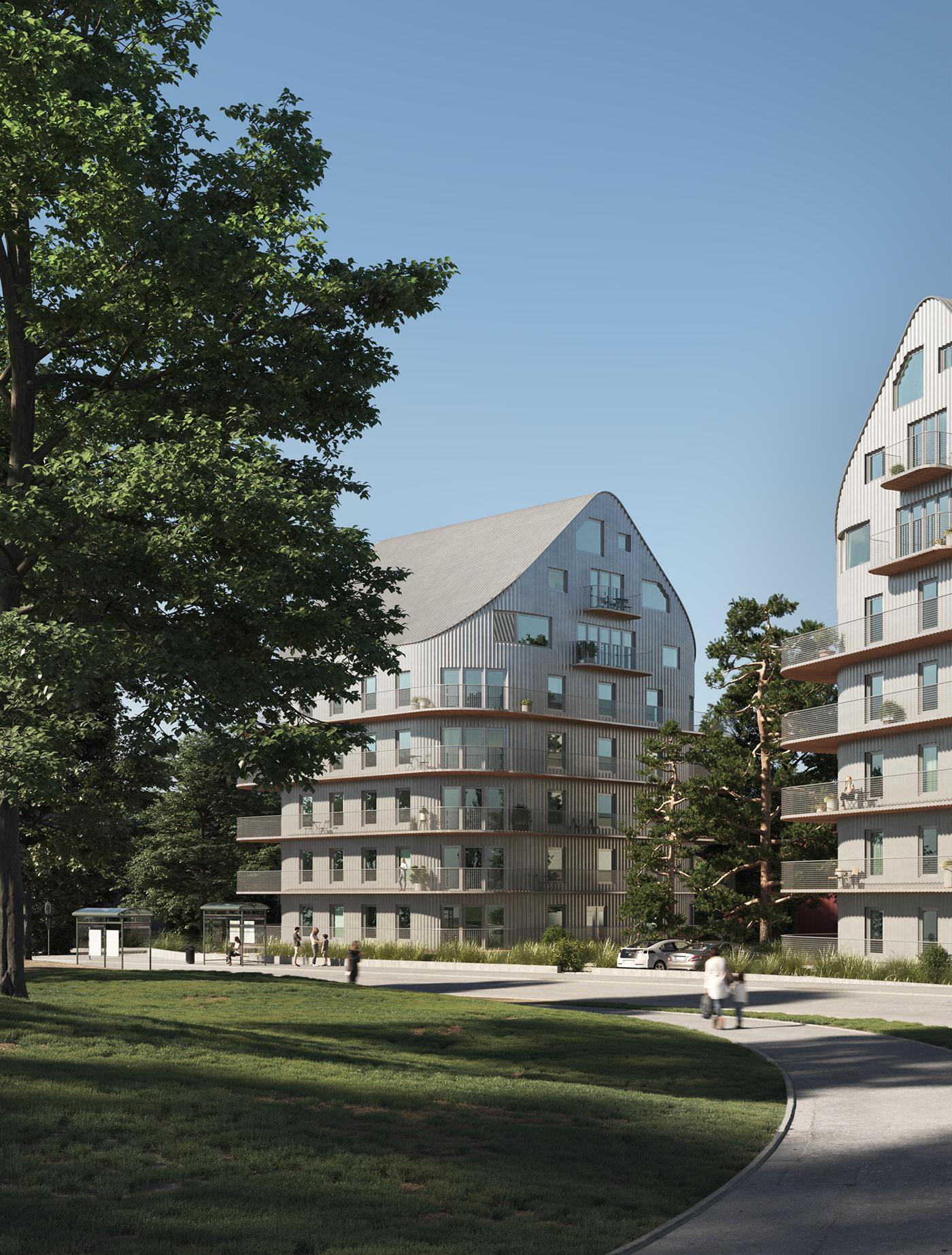 豐富的40套建築風格欣賞