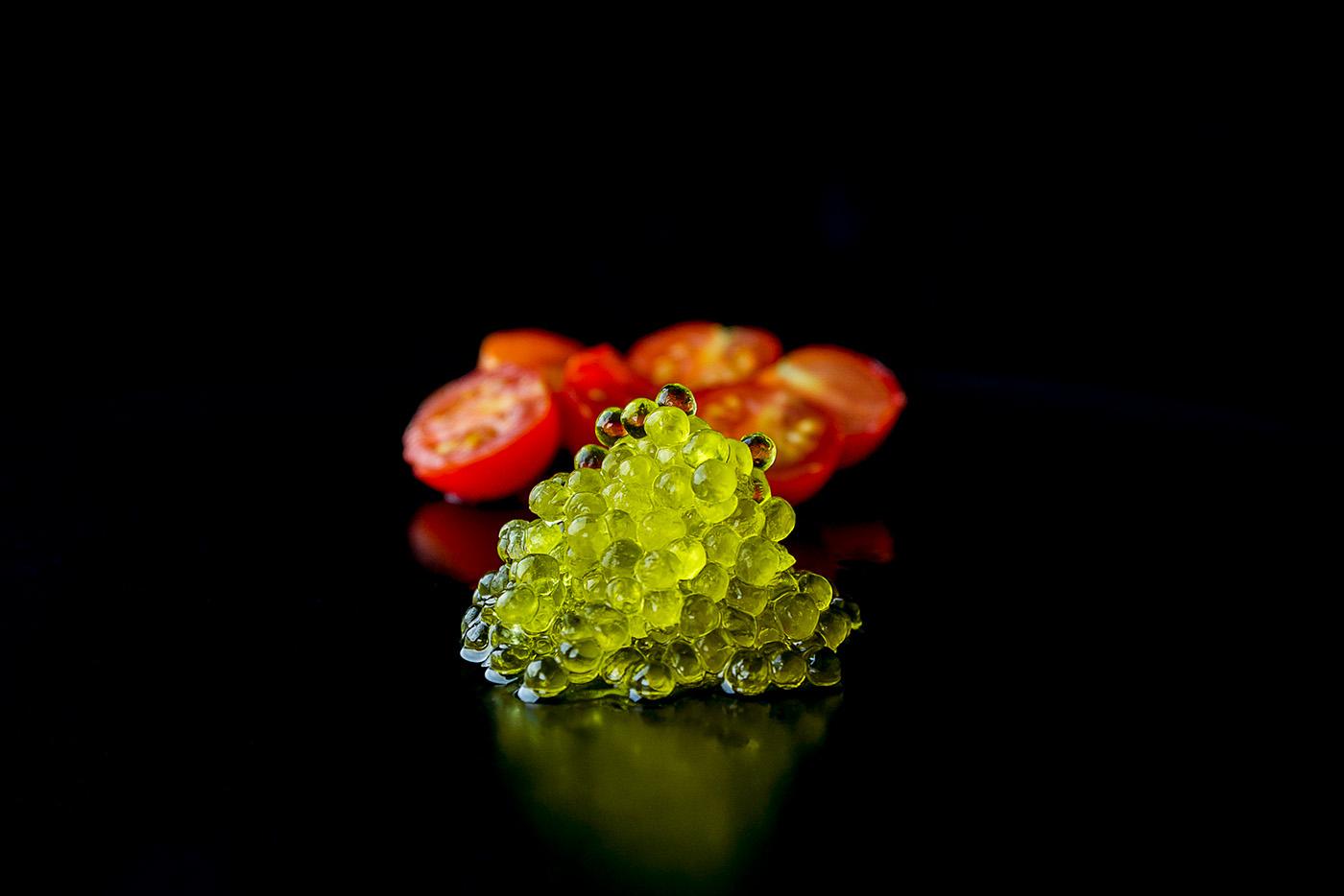 caviar Food  Photography