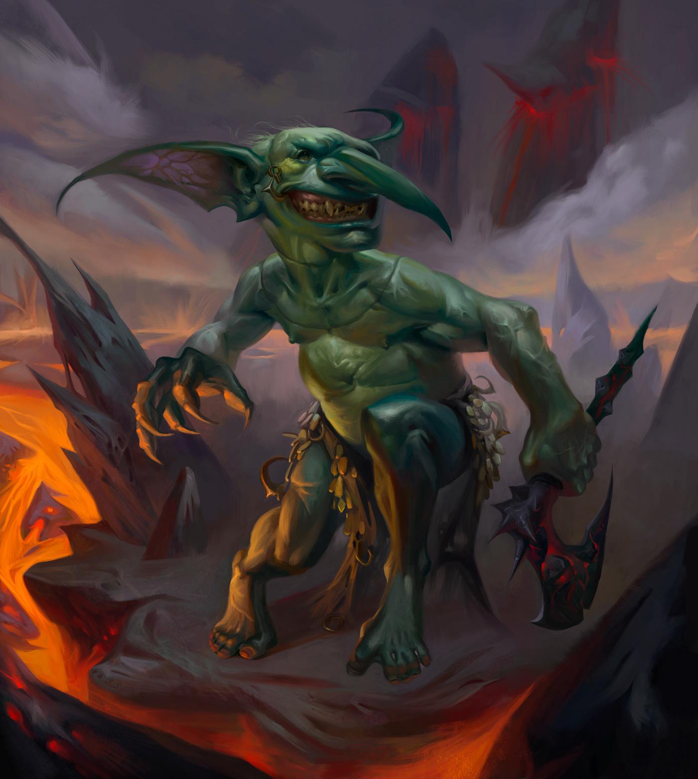 Goblin (Rift) | Fantasy Races Wiki | Fandom