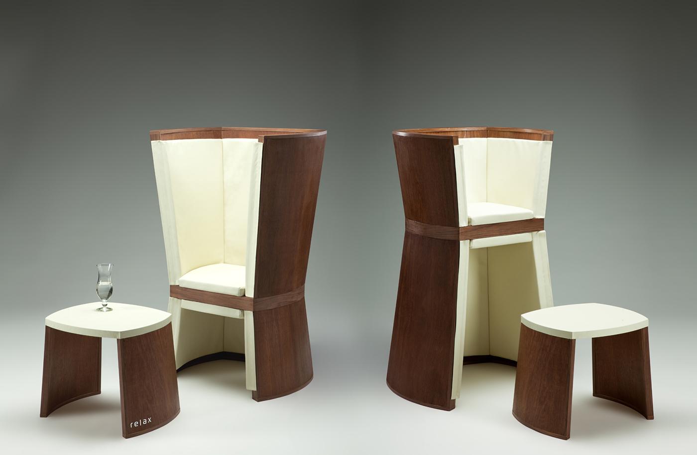 Sandclock Set Transformable Furniture Set On Behance