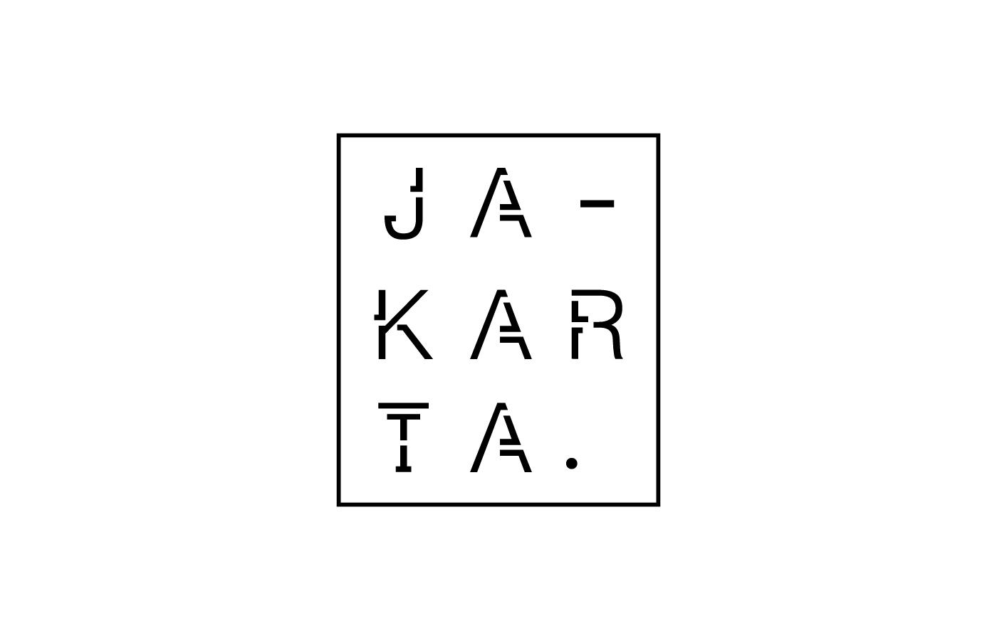 jakarta tipografi indonesia font dkv specimen free FontLab typo logo Typeface