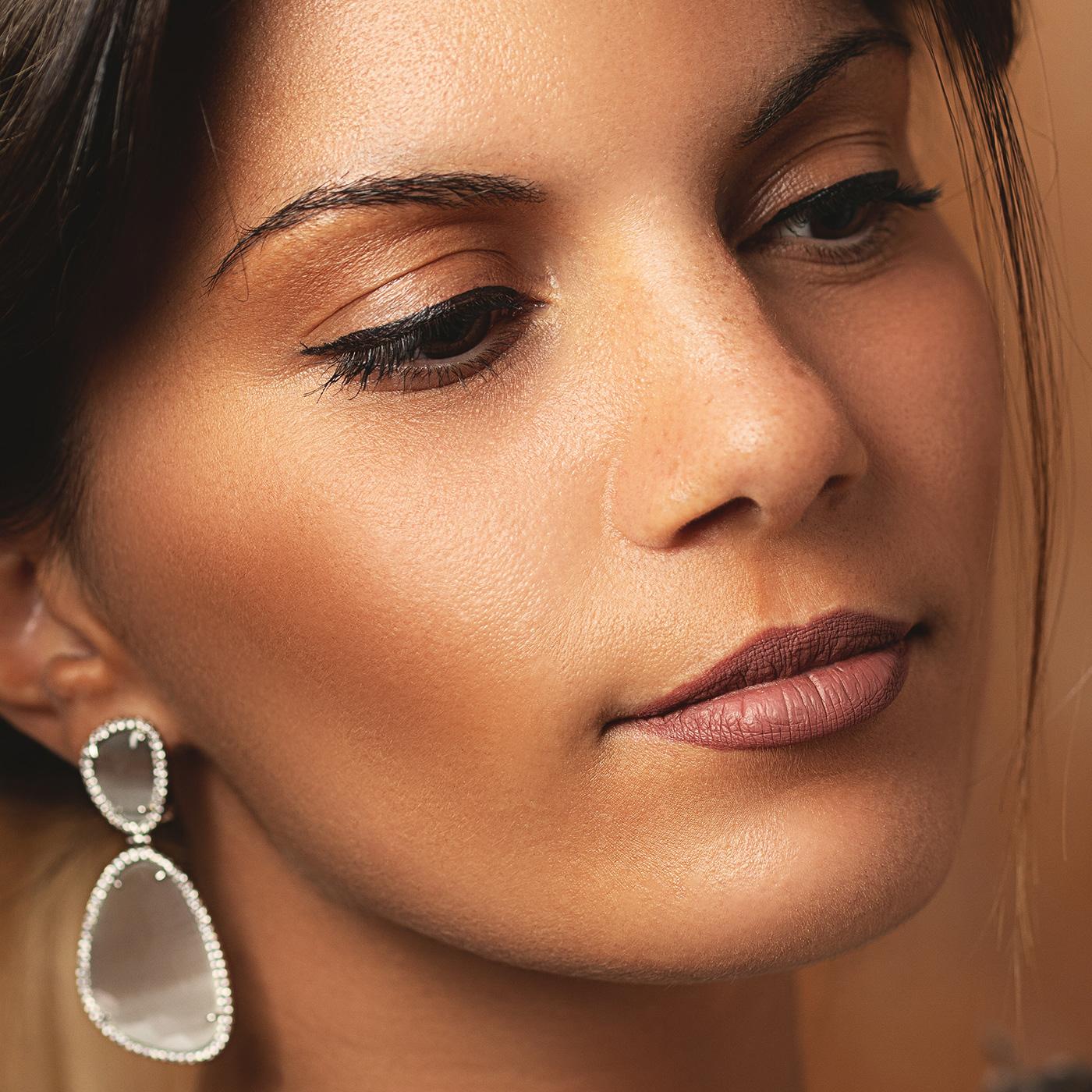 beauty retouch skin Fashion  portrait Photography  studio model Beautiful woman