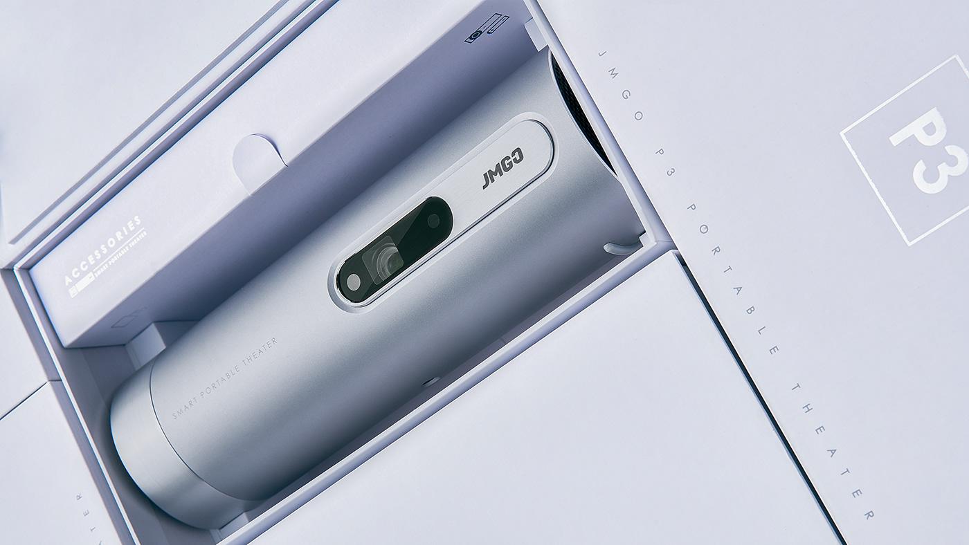 Projector smart device theater  portable JMGO speaker wireless built-in battery Audio Equipment Video Equipment