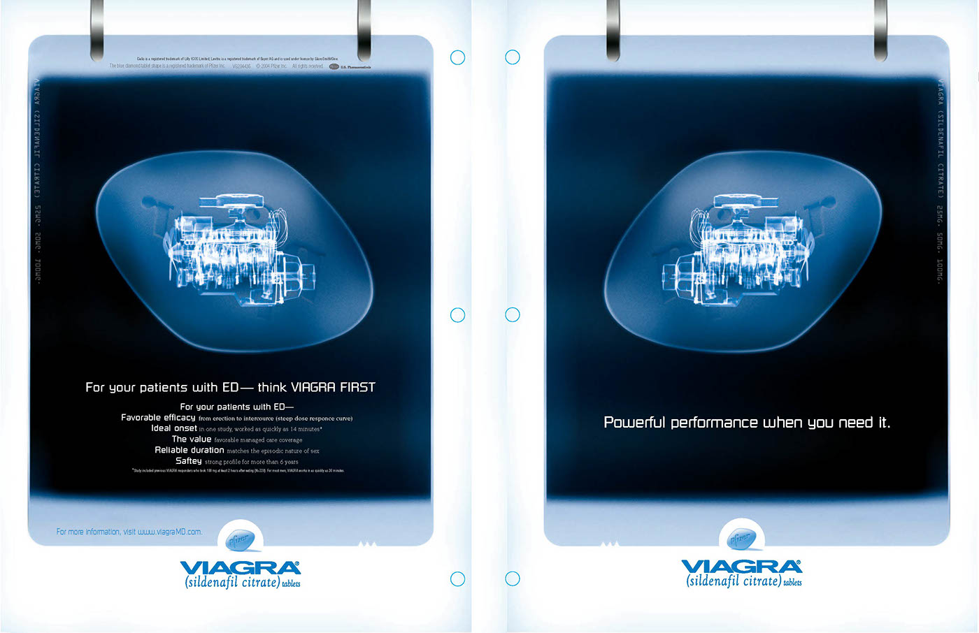 Visual viagra