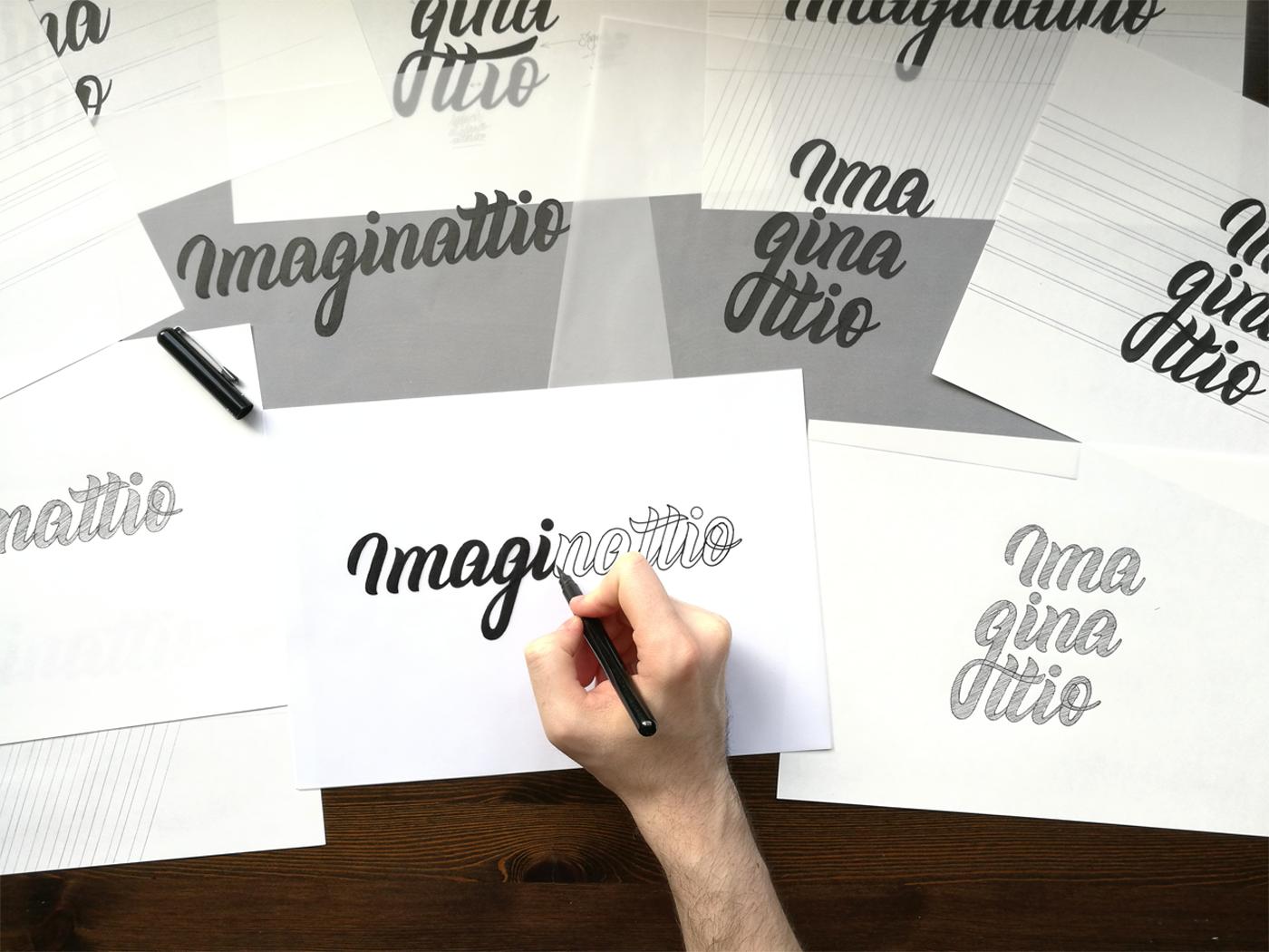 lettering,Calligraphy  ,brand,caligrafia,hand made,logo,Logotype,branding ,icons,identity