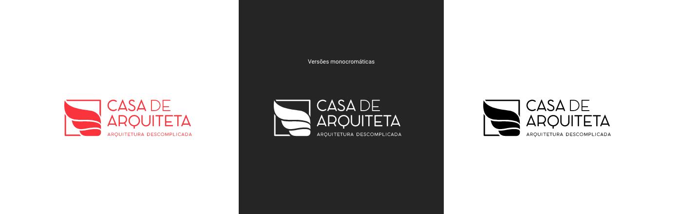 Webdesign identidade visual site Interface design gráfico inspiração referência ARQUITETURA arquiteto logo