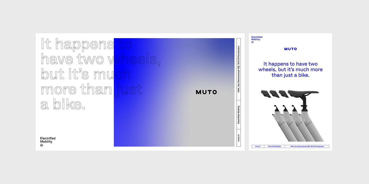 animation  branding  graphic design  identity muto Muto branding poster Rosie Lee visual design visual identity