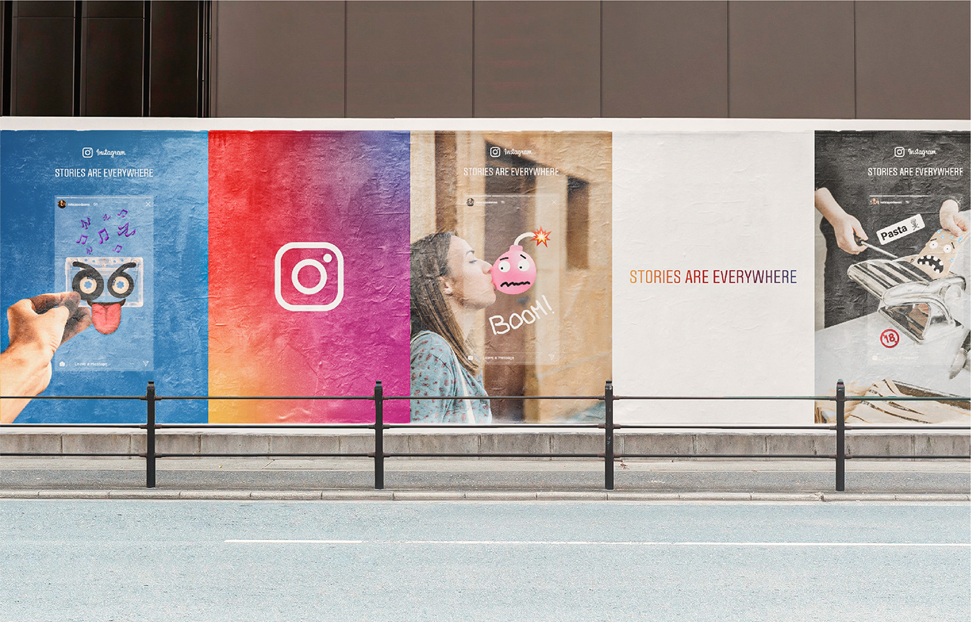 ads Advertising  art direction  campaign graphic media social