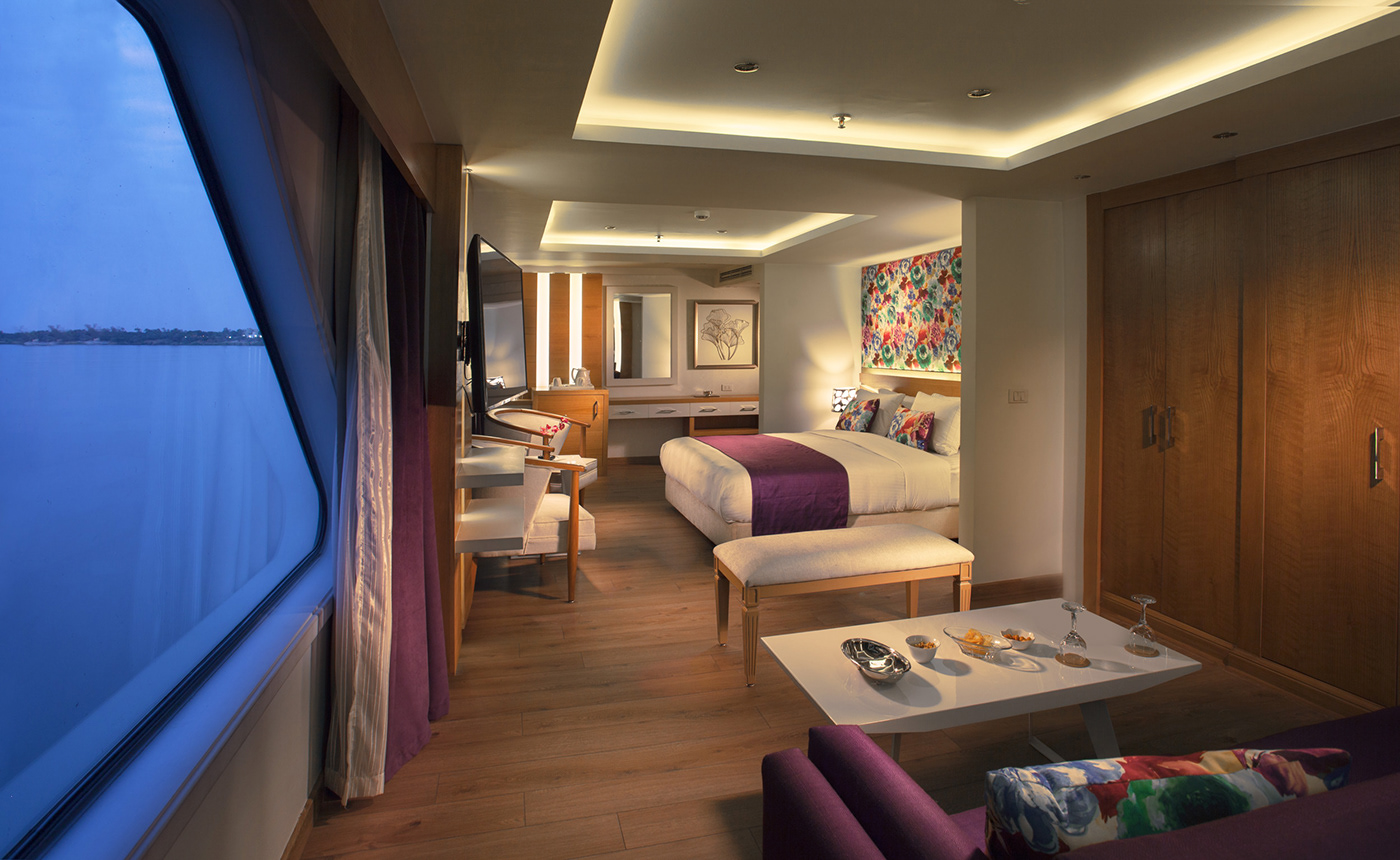 Acamar Nile Cruise on Behance