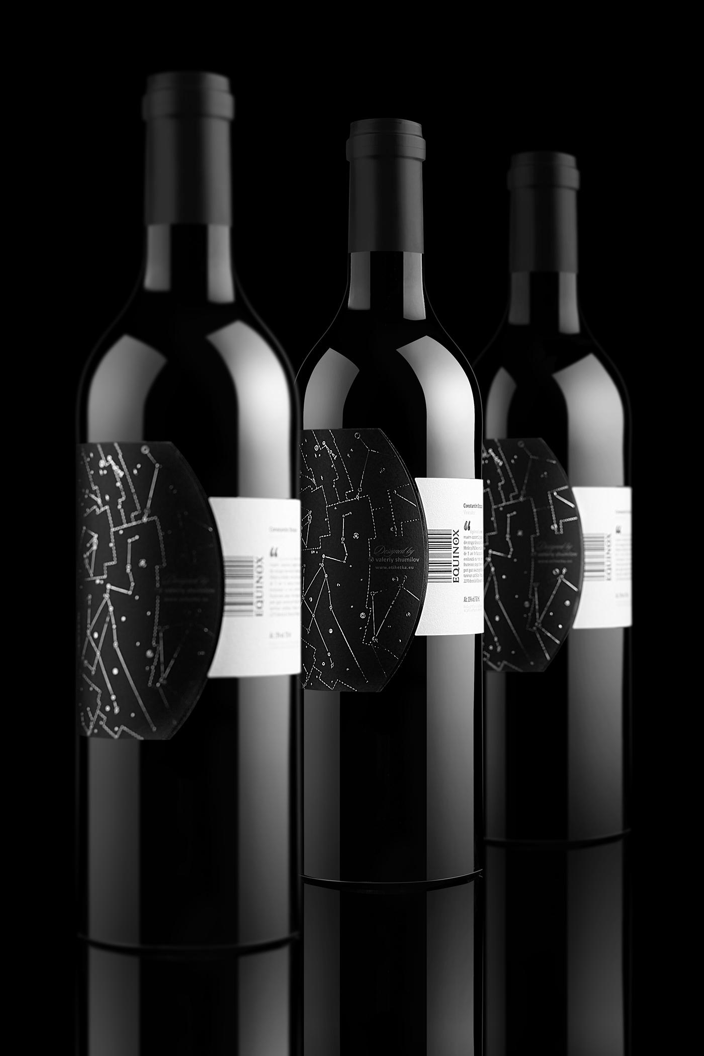 wine Label labeling wine label Sumilov shumilovedesign