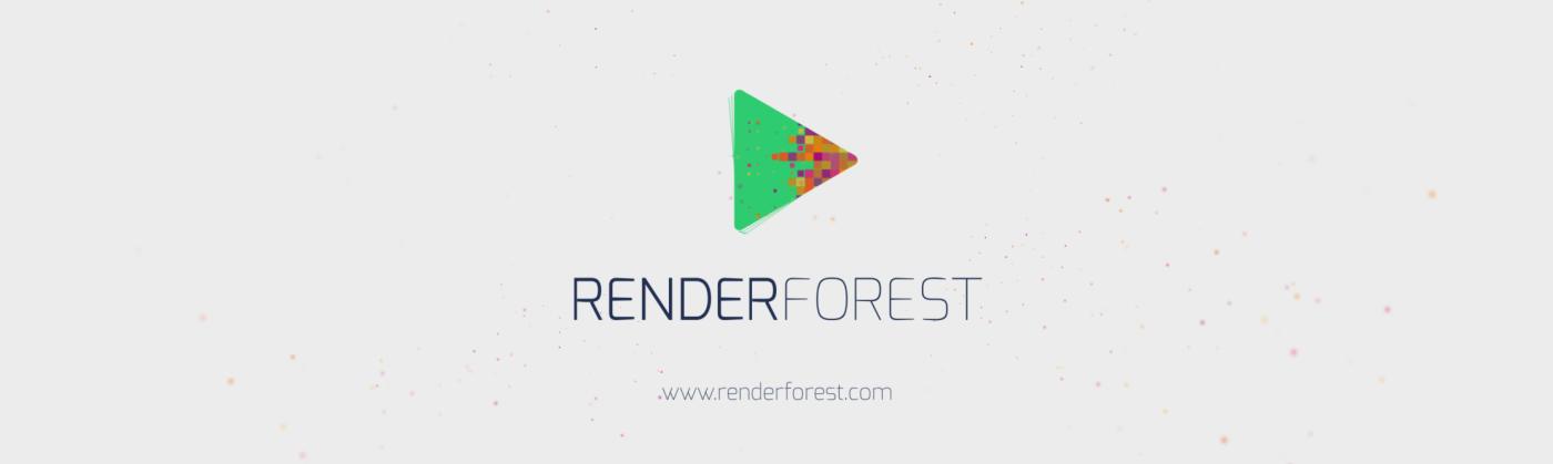 Renderforest Promo Video on Behance