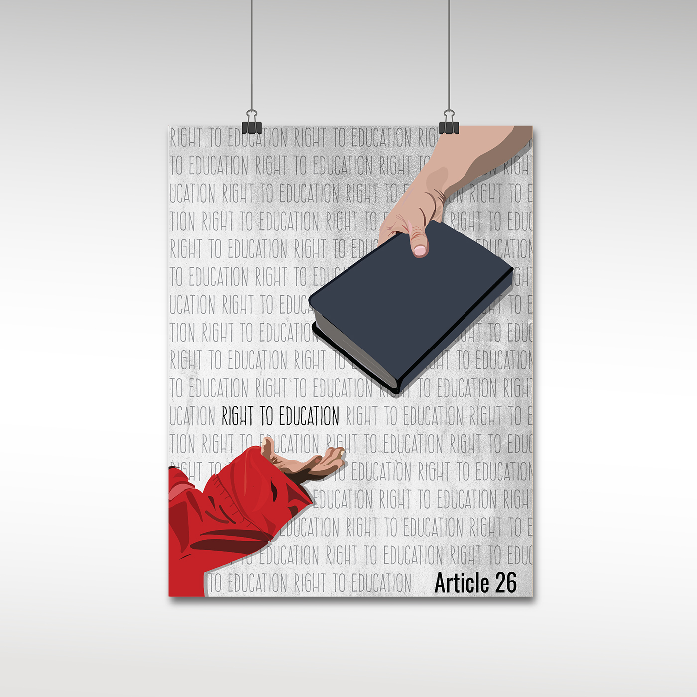 Poster design article - Exhibited On The Design Is Change Mbus Designischange