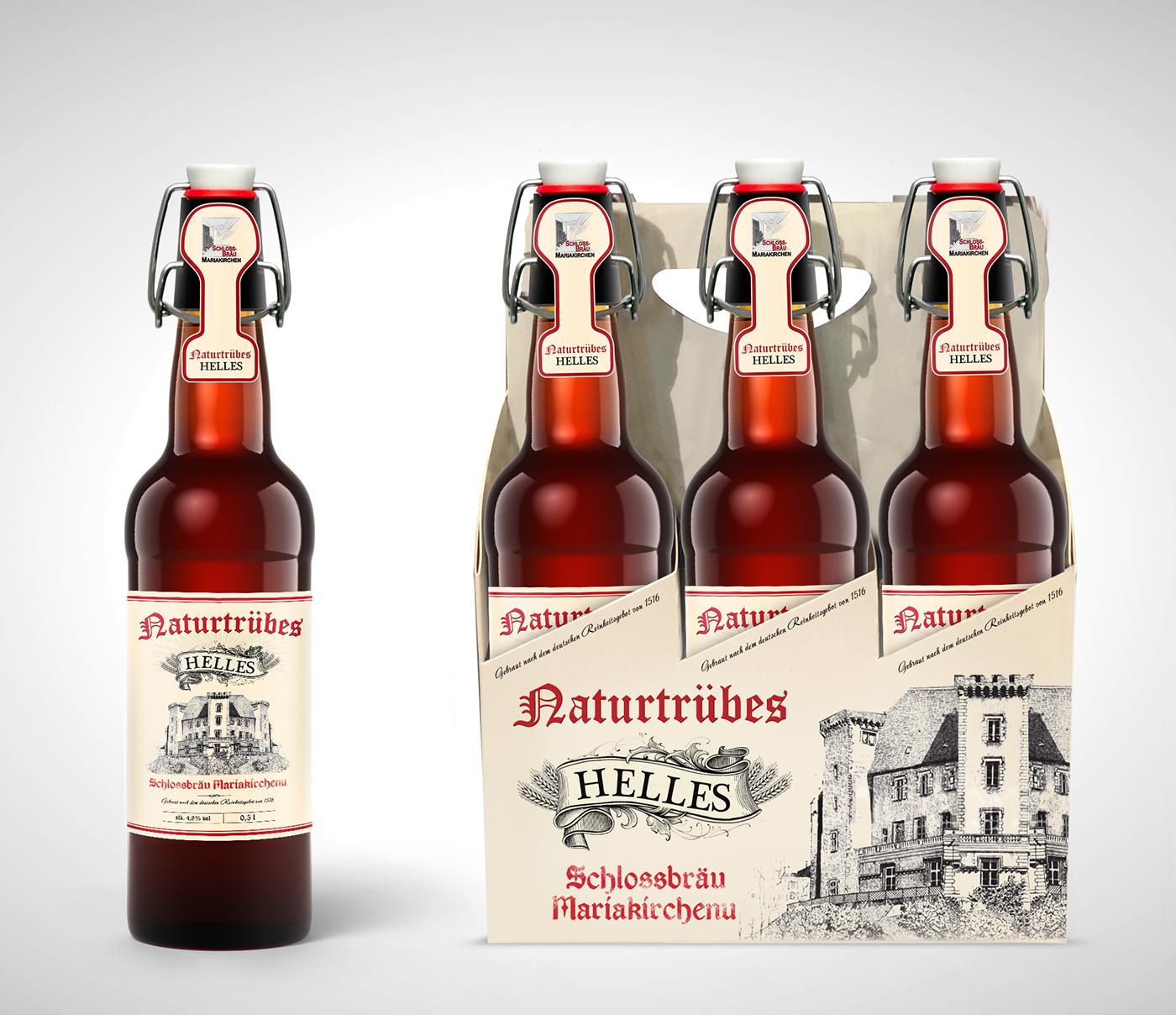 German Craft Beer Label Design On Behance