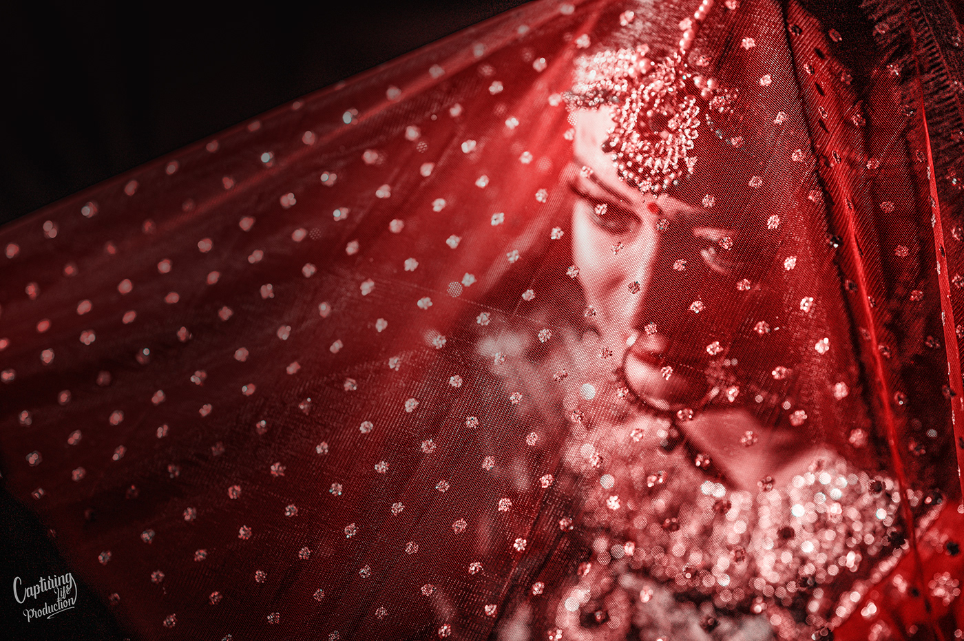 Image may contain: rain and human face