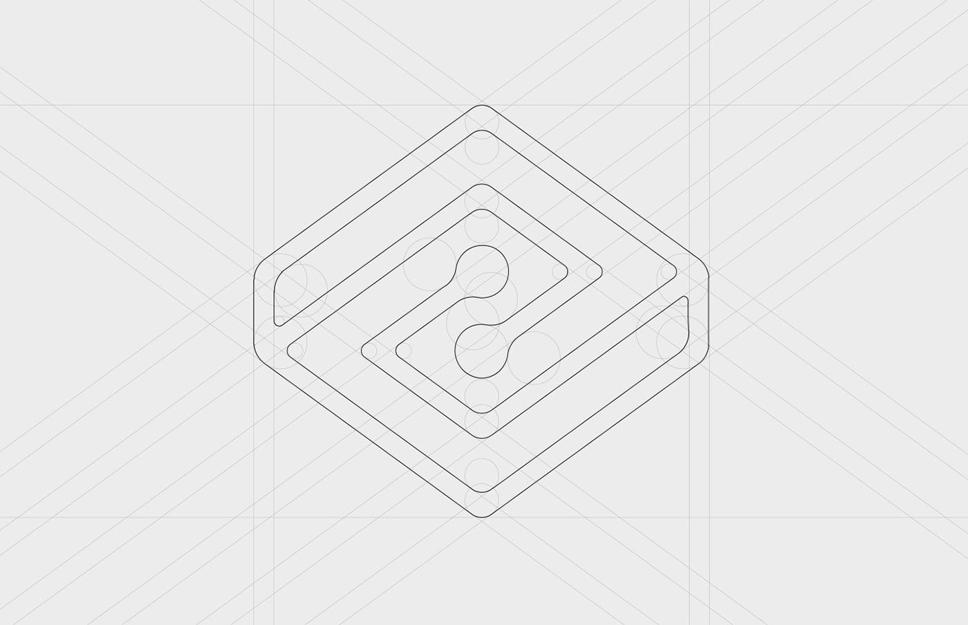 doloop u2122 brand identity design on behance