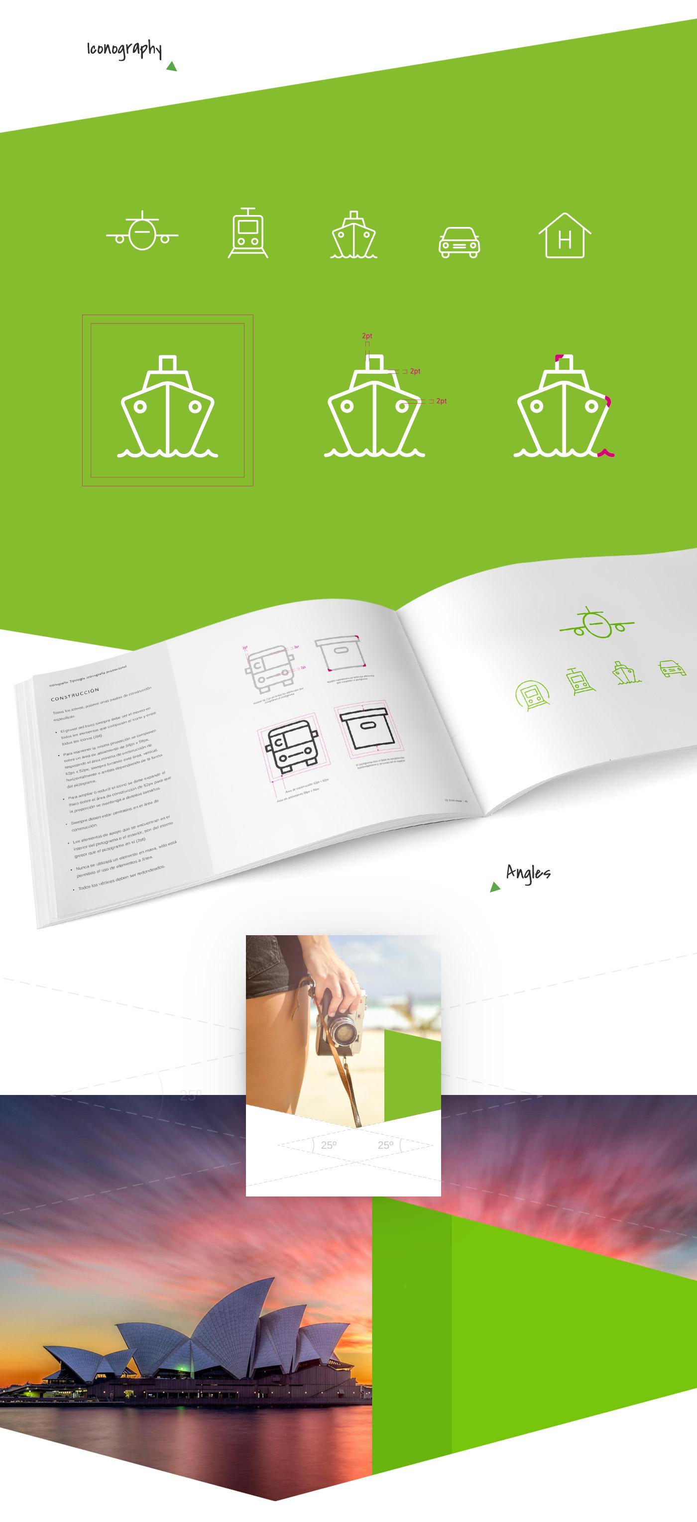 logo Logotype Logo Design Brand Design Branding design identity Identity Design brand Travel Guide brand guide corporate communication symbol icons
