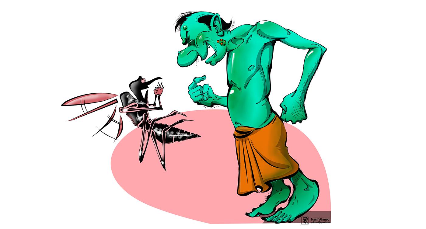 Bicchoo satire cartoon comics comicpage cartoonbangladesh cartoonistbangladesh cartoonist tabloed Bangladesh