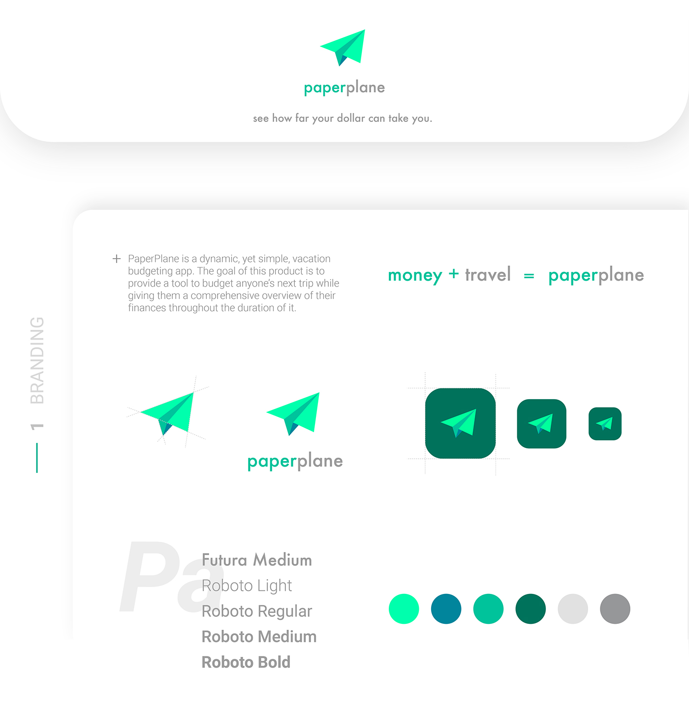 paperplane on behance