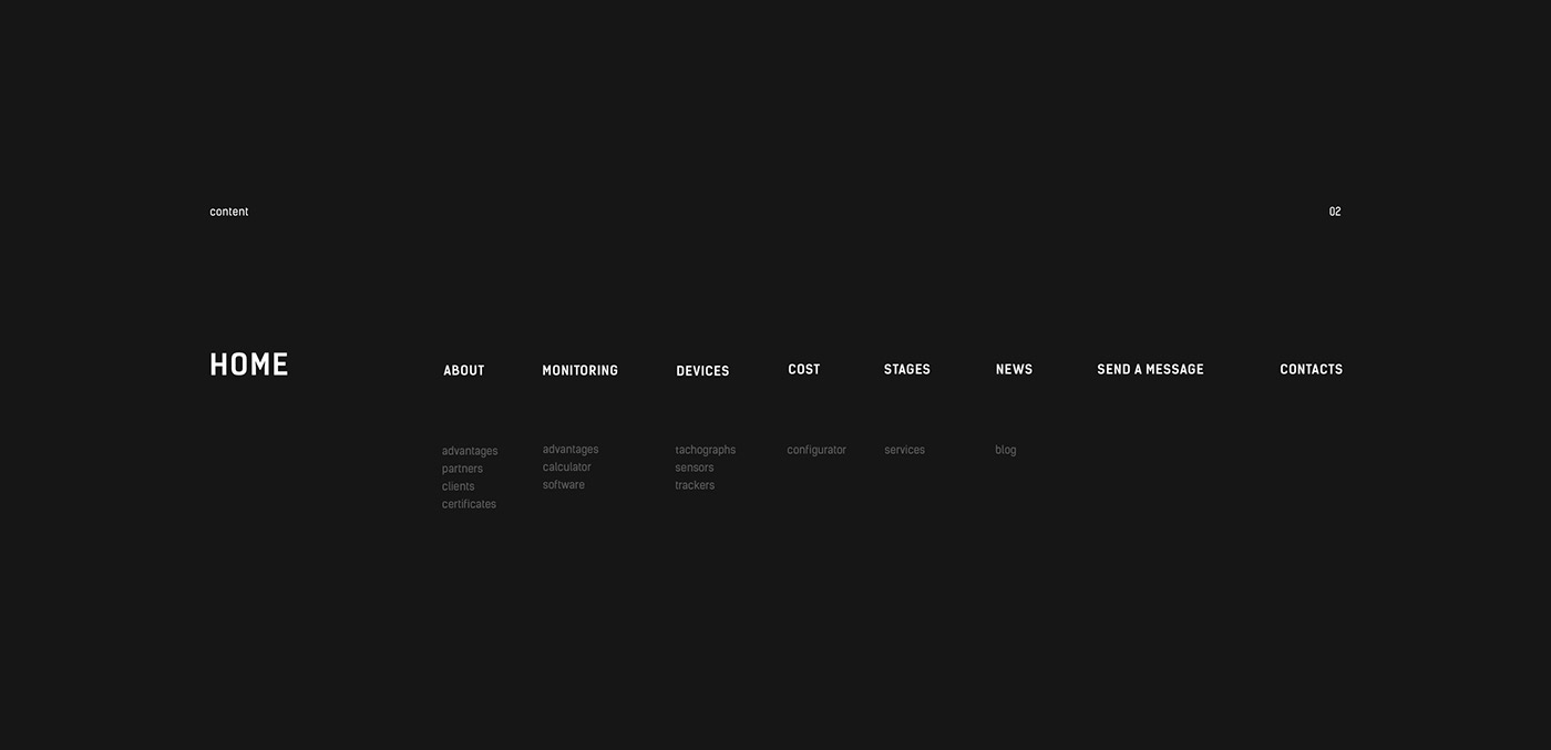 gps glonass fullscreen Web site promo tracking