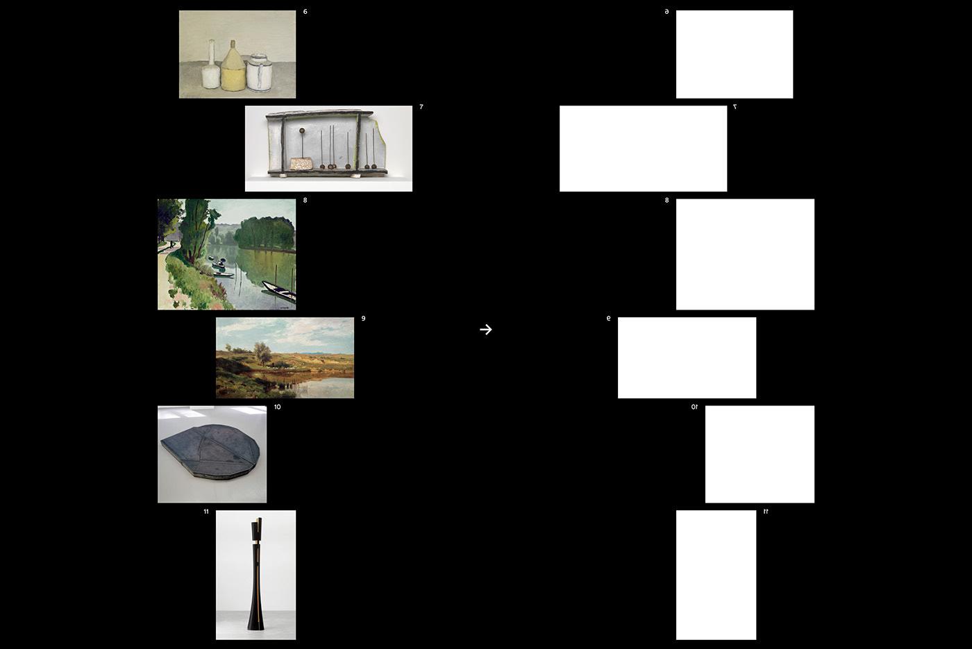 ArtDirection design GaphigDesign typography   minimal Conceptdesign printdesign visual art museum
