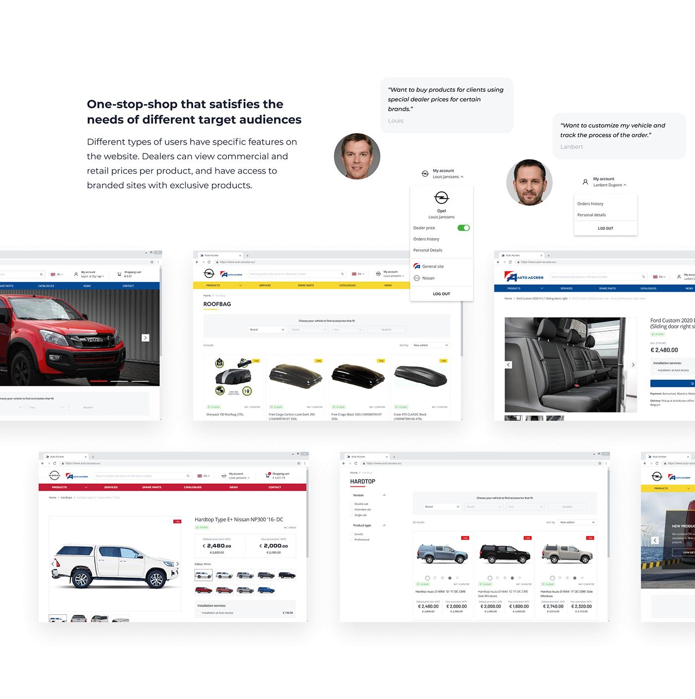 artkai automotive   discovery e-commerce js node.js product react UI ux