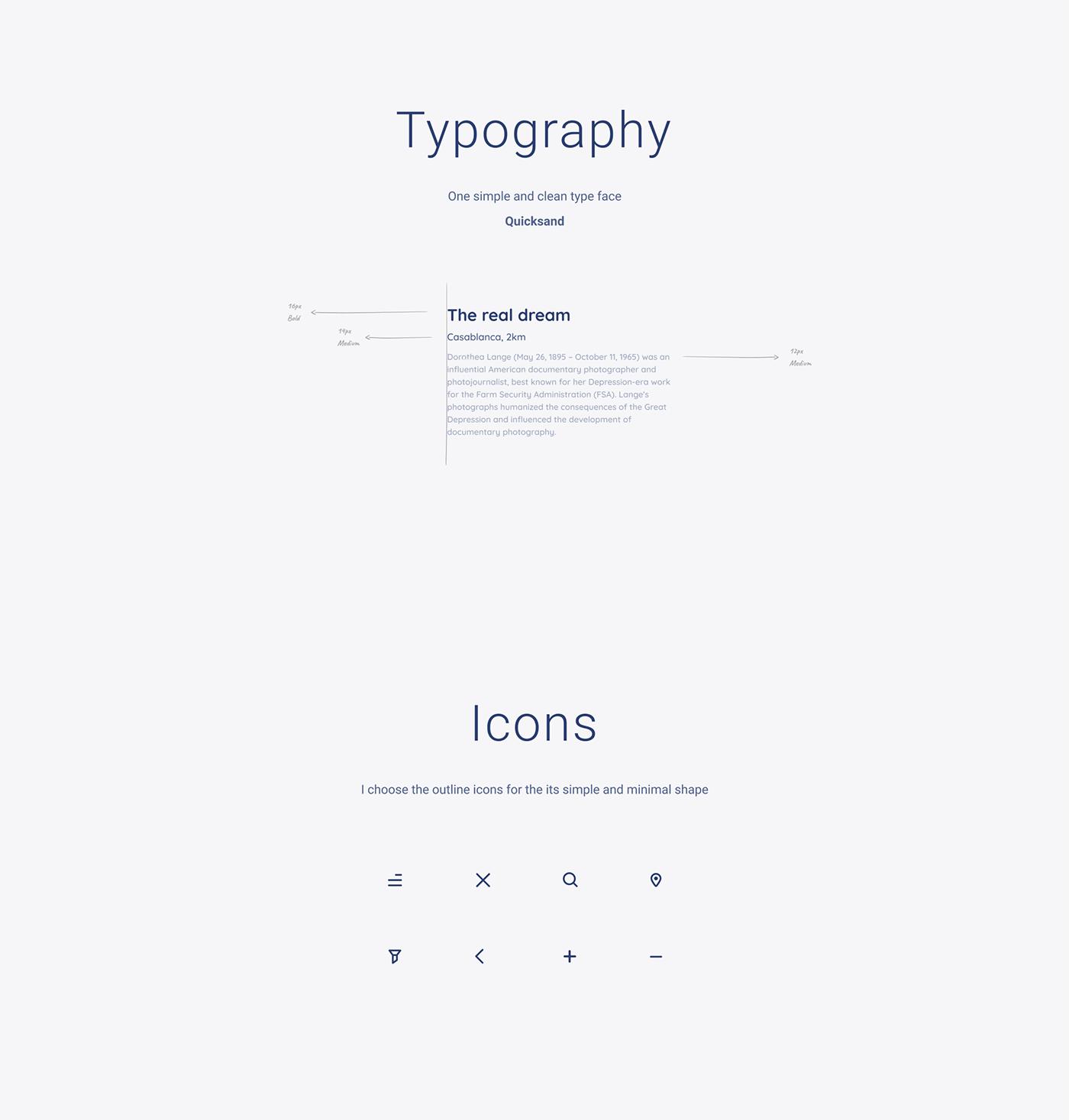 museum app design minimal simple trend logo prototype Event Exhibition