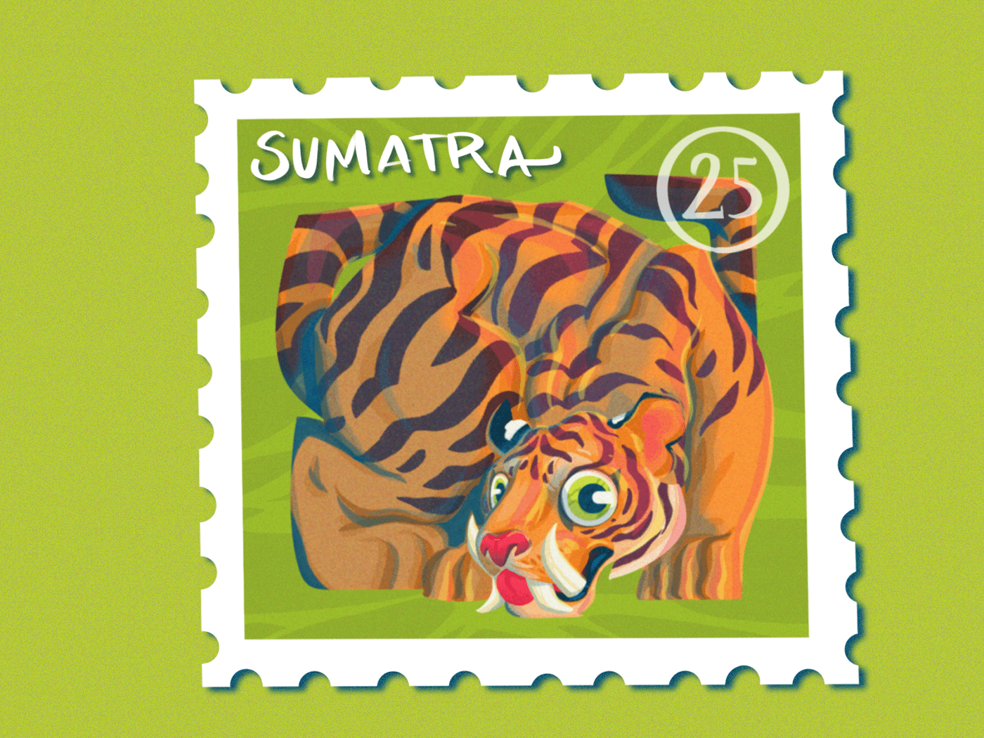 Image may contain: cartoon, animal and illustration