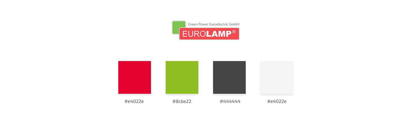 Lamp Web Responsive design marketing