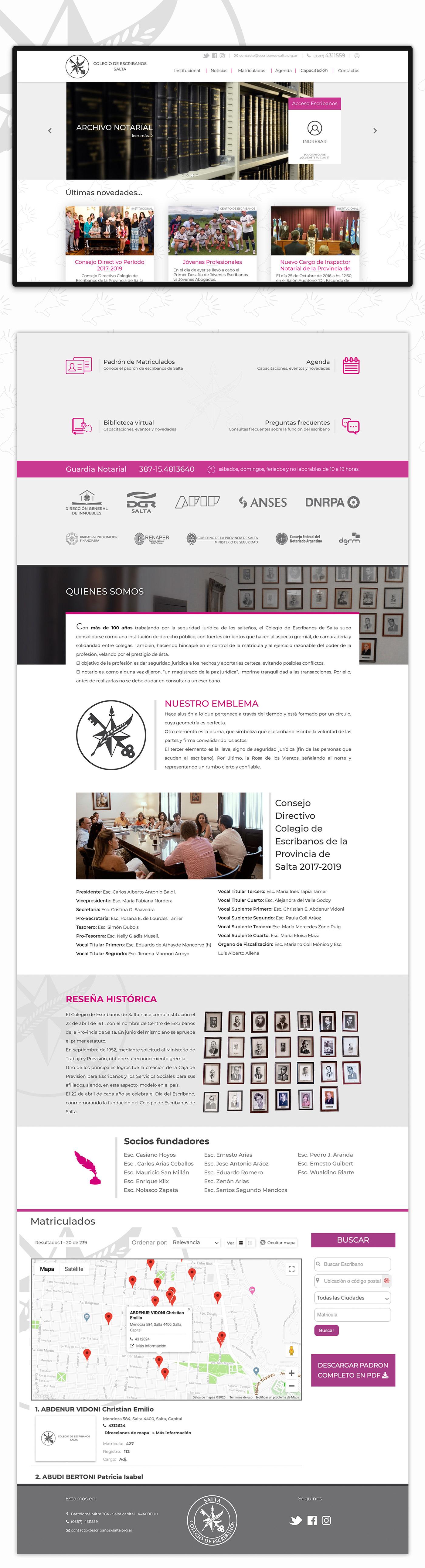 joomla pagina web salta argentina