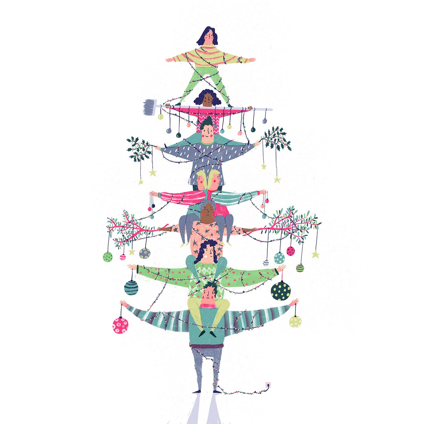 Christmas Tree  amalteia