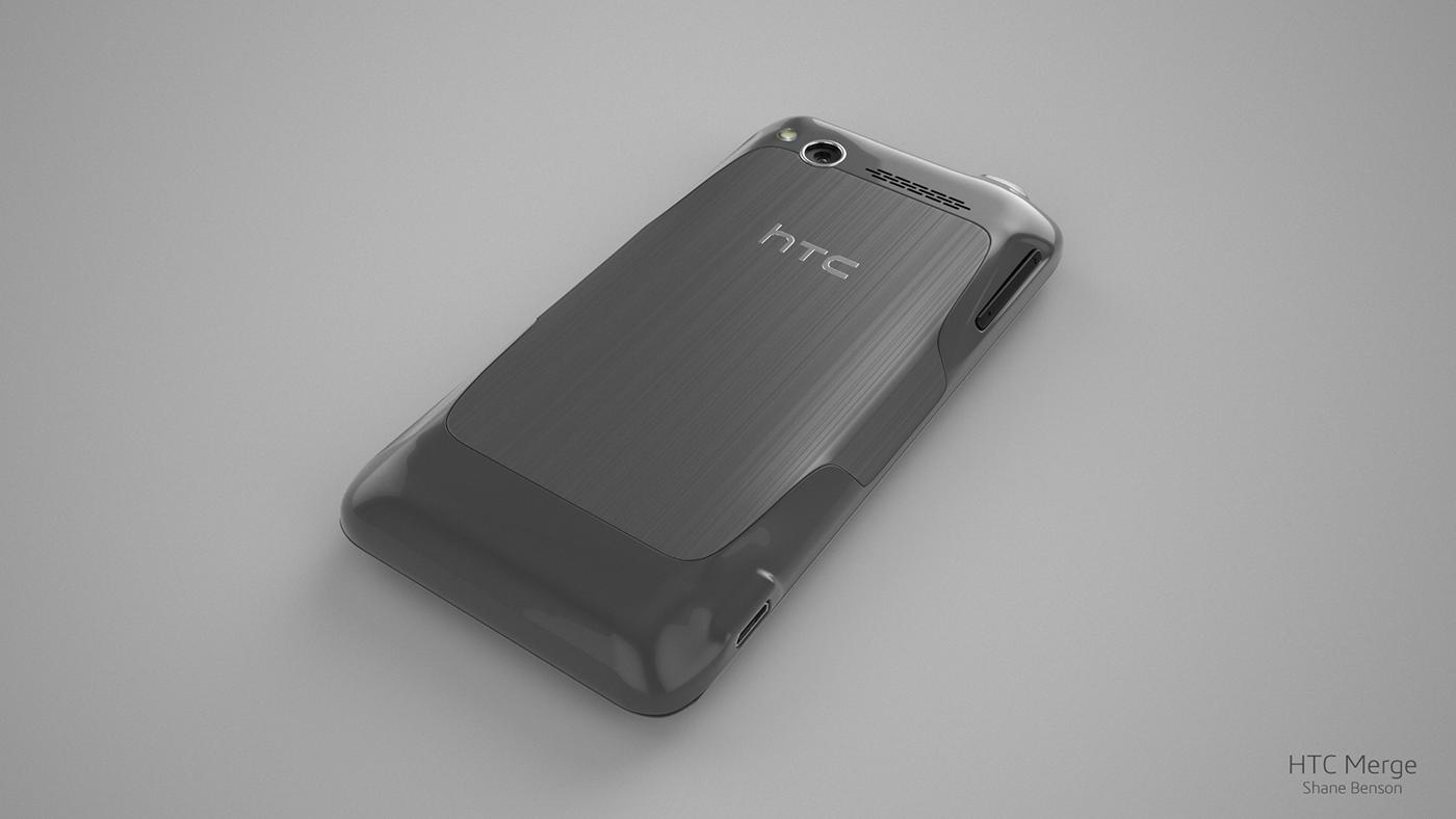 htc phone mobile 3D cinema 4d c4d verizon