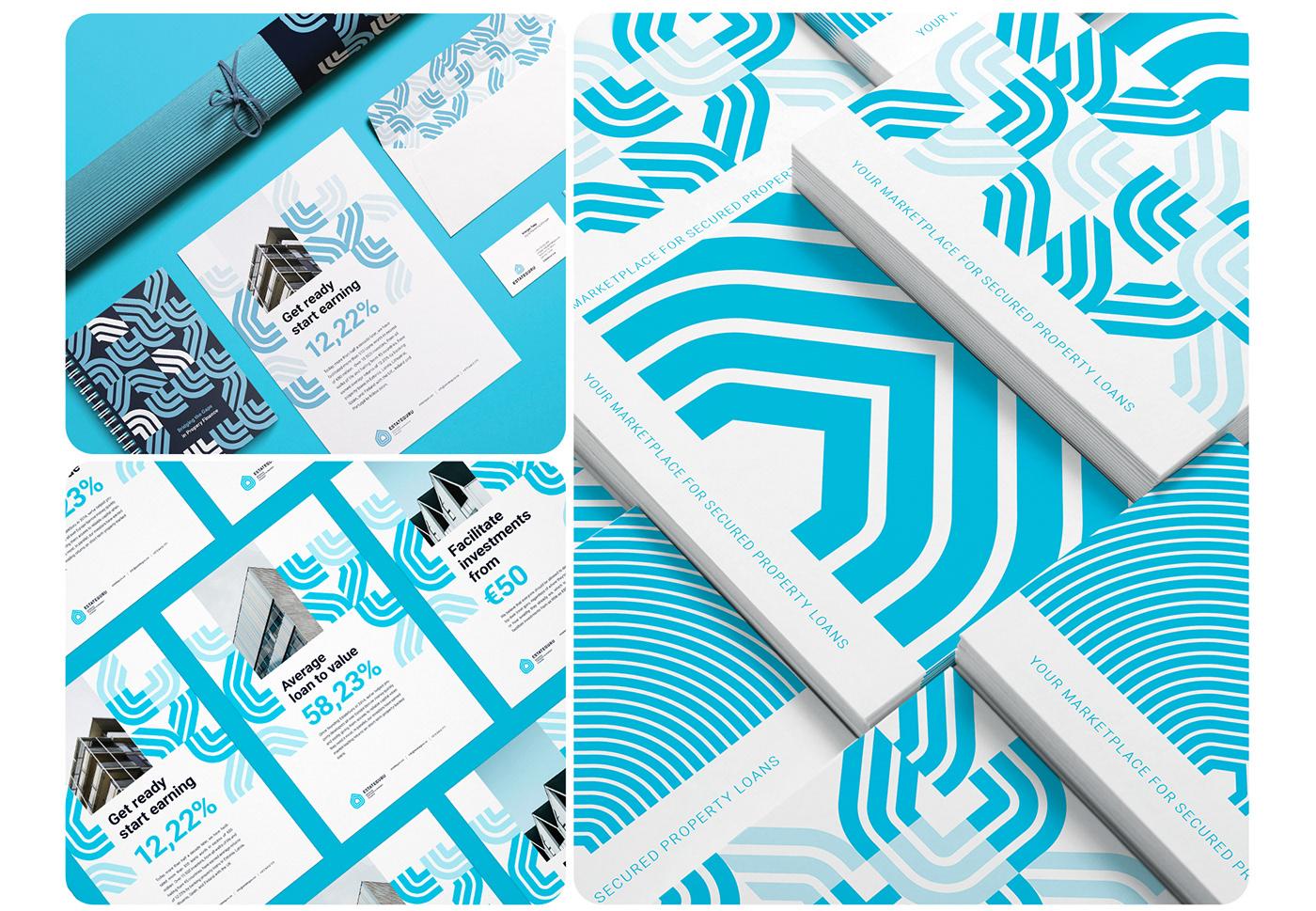 identity branding  Ico visual identity brand identity visual guidelines logo guidelines artkai crypto brand guidelines