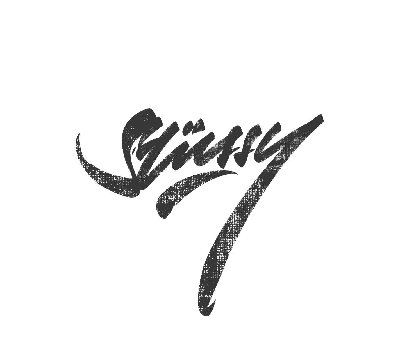 Calligraphy   Graffiti lettering logo Logotype Procreate procreate brushes typography   каллиграфия леттеринг