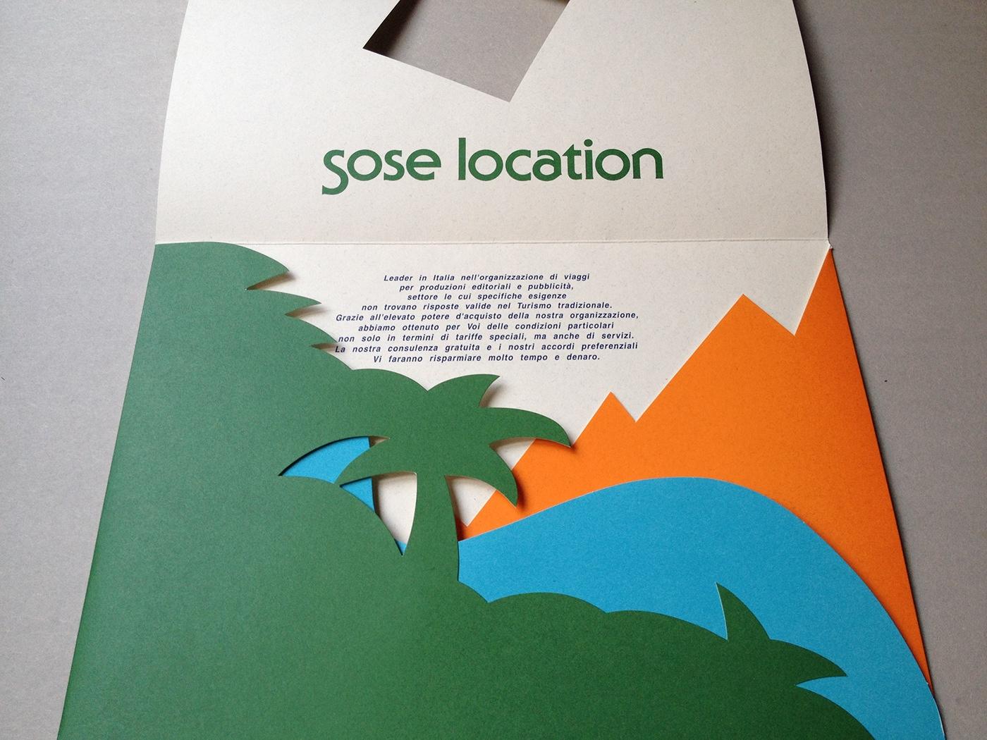 inviti stampati brochure folder