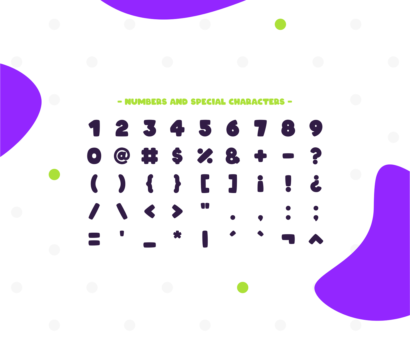 typographic vector font Free font Typeface Display animated font safari