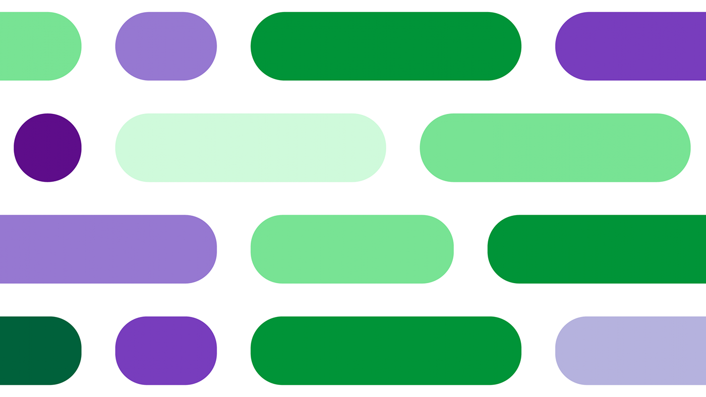 branding  green identity logo