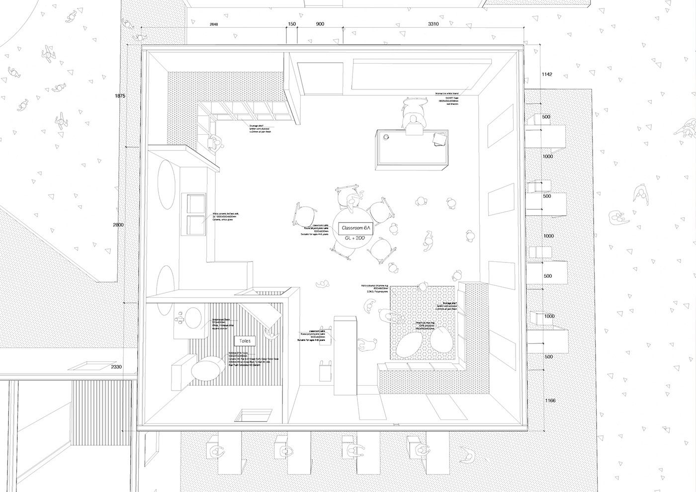 architecture playschool amsterdam