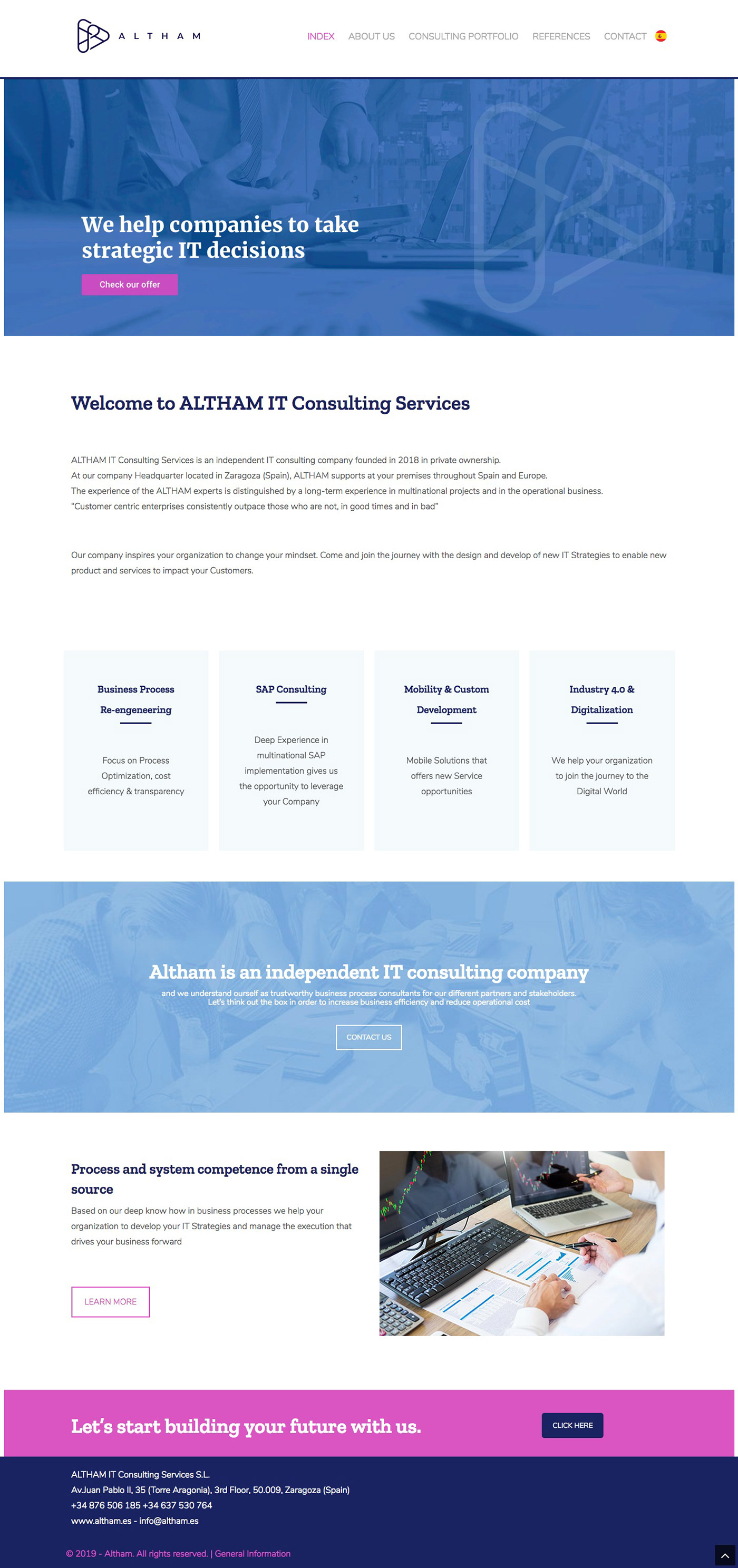Diseño web Web Design  wordpress