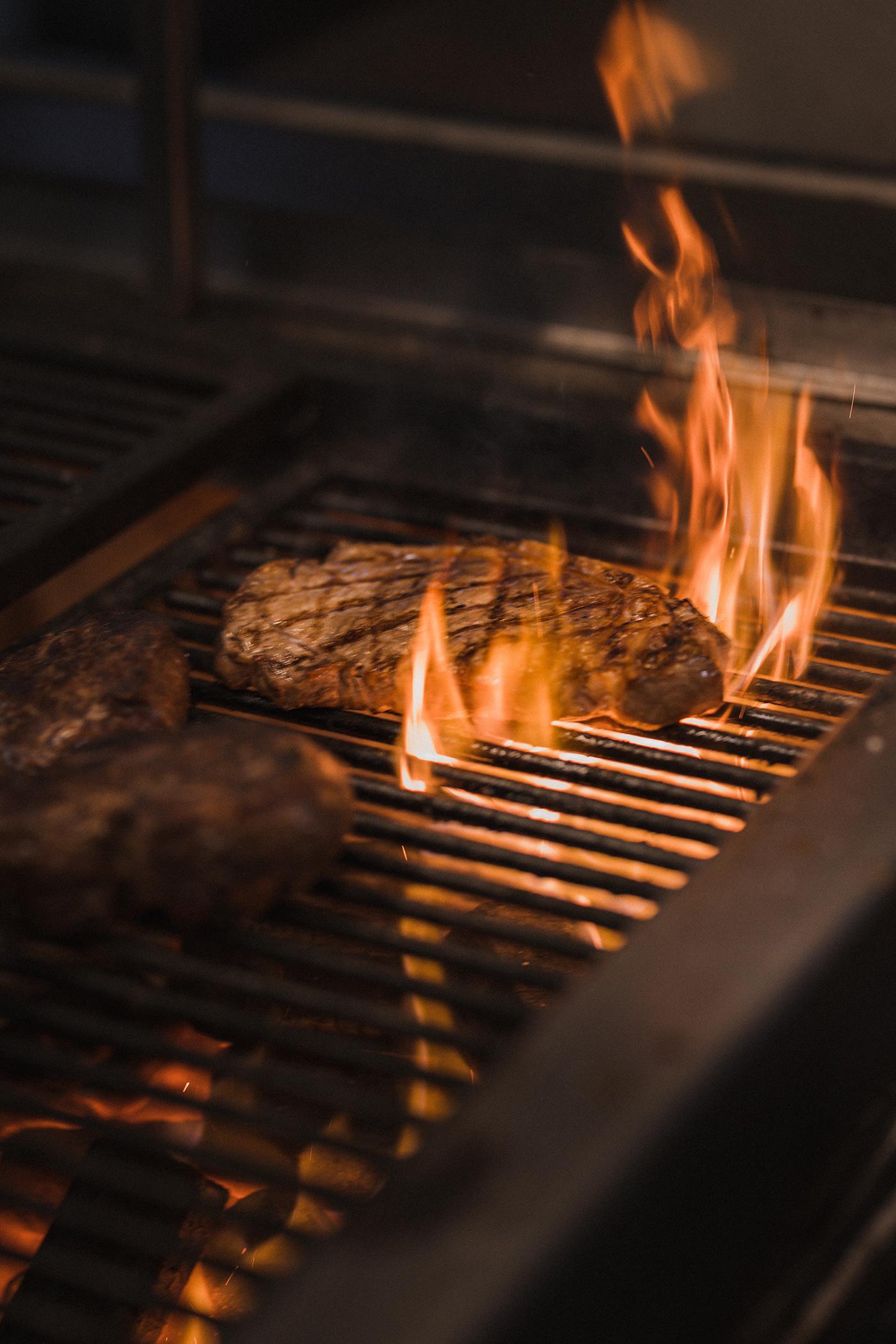 BBQ Food  food photography grill roastbeef steak